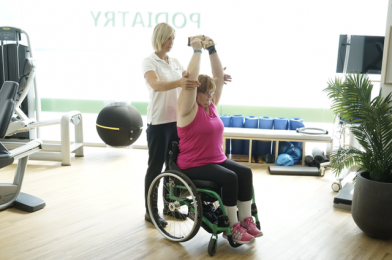 Experience The Top Notch Procedure Involved In NDIS Physiotherapy
