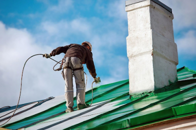 Hire Professional Roof Painters To Save More of Your Money
