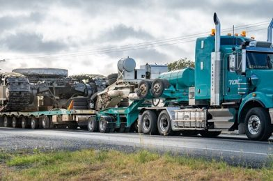 Need To More Heavy Loads Or Machinery? Hire Heavy Haulage Transport Service
