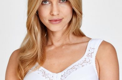 Attractive And Comfortable Front Fastening Bras With Smooth Fabric