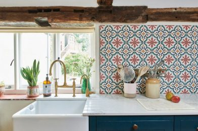 Make a Perfect Style Statement in Home with Patterned Tiles