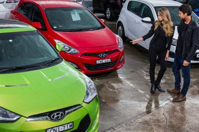 Things to Consider Before Buying the Used Cars
